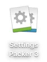 Settings Packer 3