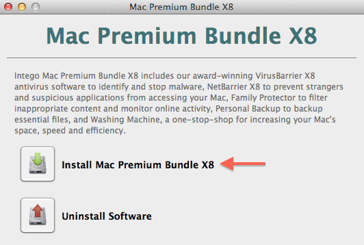 Install Mac Premium Bundle X8