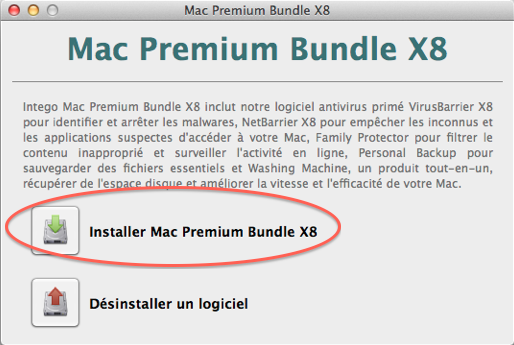 Installer Mac Premium Bundle X8