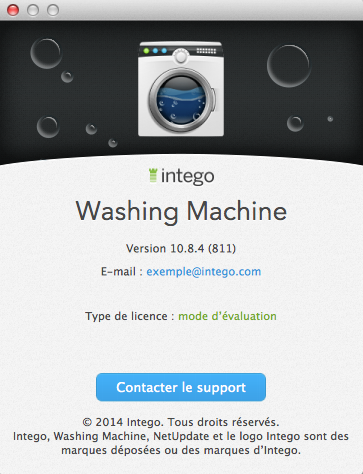 À propos de Washing Machine