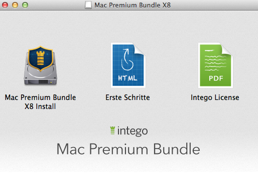 Mac Premium Bundle X8