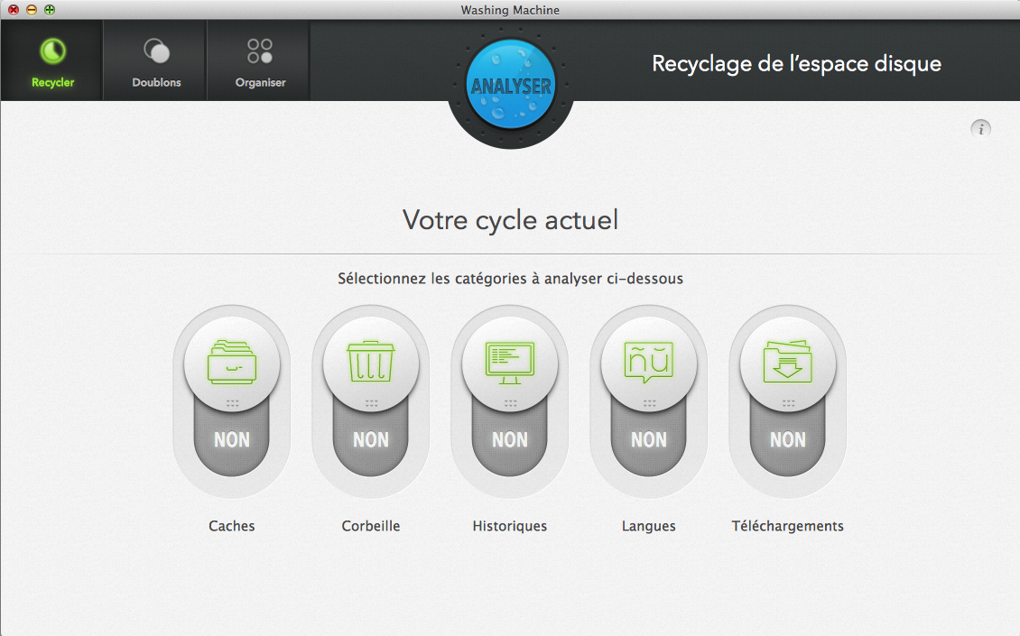 Le cycle Recycler