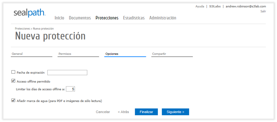 SealPath_Web_Admin_Company_Protetions_New_Options.png