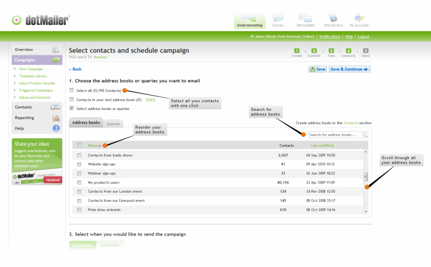 dotMailer - New AB screenshot - annotated and sized.png